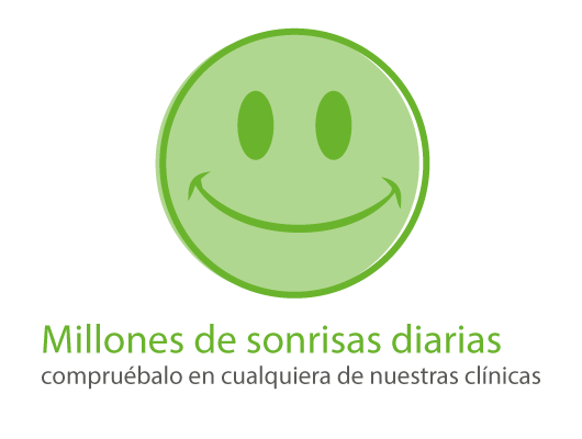 sonrisas diarias en Centros clínicos dentales Dr Jesús Caballero