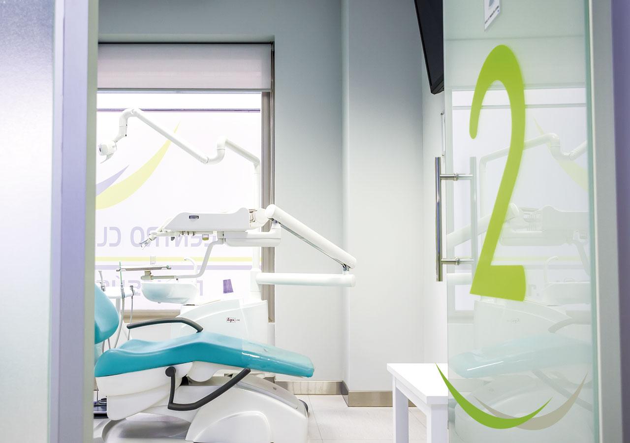Clínica dental Jesús Caballero Madridejos