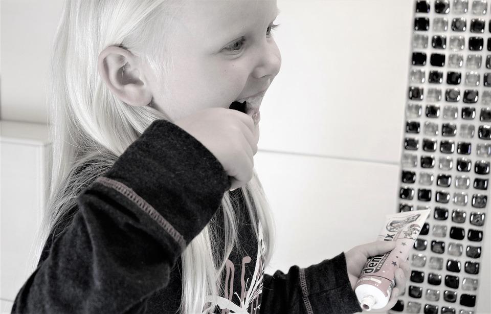 La higiene bucodental en niños. ¿Cómo hacerla divertida?